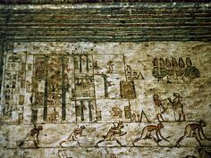 Akhetaten Royal Palace, 18th dynasty.