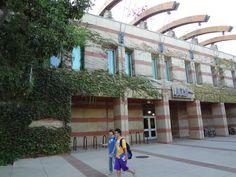 UCLA campus Ucla Campus, Street View
