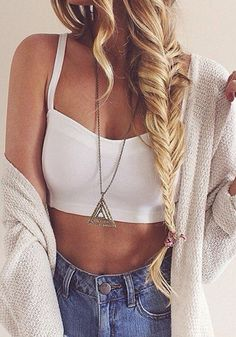 fishtail and a curl~