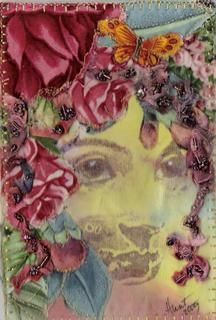 MaggieART - Margaret McCarthy Hunt: The postcards - yes I am still working on postcards