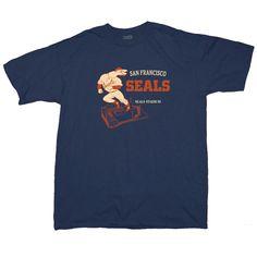 San Francisco Seals Stadium T-Shirt