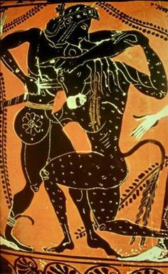 Theseus lesson
