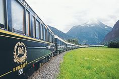 The World's Most Luxurious Train Trips