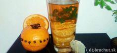 Horúca citrusová variácia s medovkou