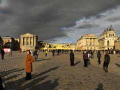 Palacio de Versalles (París) - FRANCIA / Fotografía: Edgar Armenta