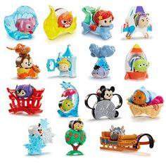Tsum Tsum Wave 2 Blind Bag Figure by Disney Tsum Tsum Party, Disney Tsum Tsum, Tsum Tsum Toys, Tsum Tsum Figures, Pokemon Cake Topper, Cake Toppers, Cute Kawaii Animals, Tsumtsum, Disney Figurines