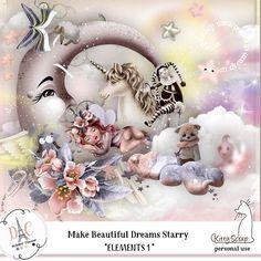 Beautiful Dream, Creative Inspiration, Frames, Crafting, Teddy Bear, Scrapbook, Digital, Artist, Blog