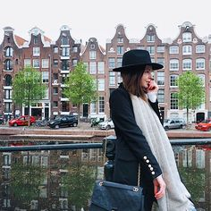 📷 Amsterdam photo diary now live on the blog! Go behind the scenes of my trip: www.worldofwanderlust.com ✨
