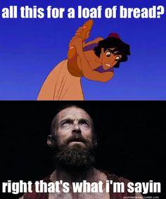 This sassy Jean Valjean. | 26 Jokes Only Theatre Nerds Will Understand