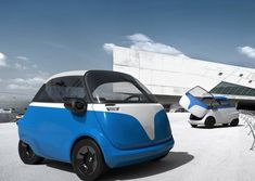 The Microlino is the electric reincarnation of the Isetta