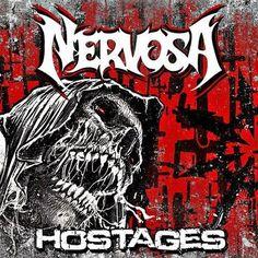 Nervosa - Hostages [Single] (2016)