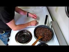 This instructional video is intended to help people make chocolate using simple ingredients and simple equipment. The equipment and method is especially suit...