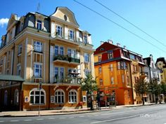 Marianske Lazne Laundry Hacks, Prague Czech, European Countries, Spas, Czech Republic, Us Travel, Mansions, Country, House Styles