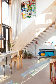 When you're talking about modern wooden house you hardly imagine how beautiful and cozy such house can be. Modern Wooden House, Wooden House Design, Wooden Houses, Interior Architecture, Interior Design, Home Upgrades, Home And Deco, House Layouts, My Dream Home