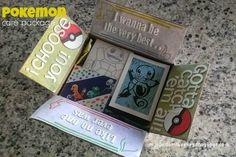 My Random Lovelies: Pokemon Care Package