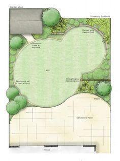 Small Garden Design   Owen Chubb Garden Landscapes we design * we build * we care www.owenchubblandscapers.com
