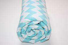 Chevron Baby Blanket  Riley Blake Medium by modernmadebaby on Etsy, $40.00