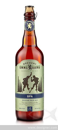 New Brand Identity for Brewery Ommegang