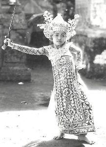 Bali-rppc-Legong-Dancer-Kris-Keris-Rangda-Indonesia-20s
