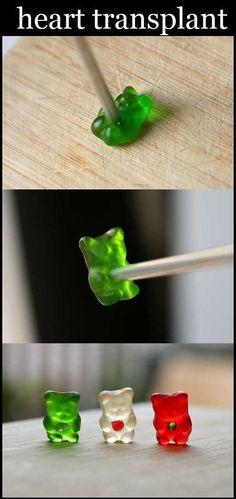 Gummi Bear Surgery