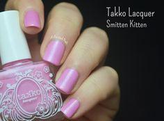 Takko Lacquer - Smitten Kitten