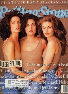 Rolling Stone - Twin Peaks