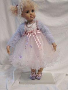 doll 756 3500 2002 mclean designs jan mclean dolls mclean art designs ...