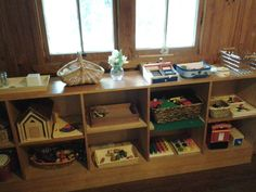 Our Montessori-Inspired Playspace