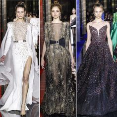 Some of My Favorites From The Zuhair Murad Spring 2017 Couture My Favorite Designer.  #zuhairmurad #designer #style #spring2017couture #dresses #fashion #pfw #moda #pfw17 #parisfashionweek  #fashionstyle #parisfashionweek2017 #spring2017 #fashionblogger #catwalk #fasicmode #hautecouture #couture2017 #collection #fashionista #runway #fashionist  #zuhairmuradcouture #spring #zuhairmuradofficial #fashionblog #fashionpost #glamour