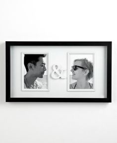 Umbra Picture Frame, You & Me Wall Frame - Picture Frames - for the home - Macy's