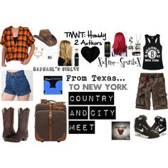 """TMNT: Howdy"" by thenat1 on Polyvore"