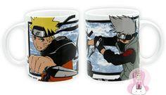Mug NARUTO SHIPPUDEN - Naruto et Kakashi