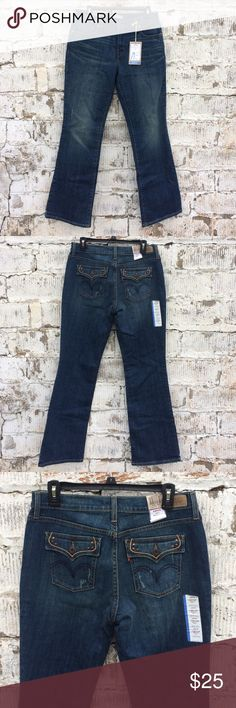 NWT🔥 Levi's 515 Mid Rise Bootcut Jeans New with tags! Levi's Mid Rise Bootcut 515 Jeans. 99% cotton & 1% elastane. Size 8M. If you have any questions please ask before buying. :) *Colors may vary slightly from pictures* Levi's Jeans Boot Cut