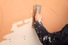 Repairing Damage to Plaster Walls