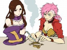 Fix it :(  :: League of Legends :: Caitlyn and Vi