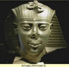 Ancient Egypt: The End of Egyptian rule - Ancient Man and His First Civilizations