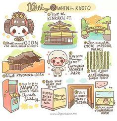 Cute Kyoto trip