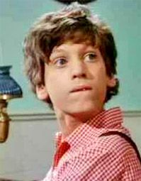 Jonathan Gilbert as Willie Oleson in Little House on the Prairie
