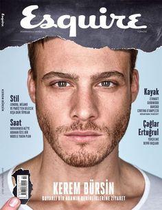 Kerem Bursin en portada de Esquire Turquía Febrero 2017 Turkish Men, Turkish Actors, Gangsta Girl, Person Of Interest, Esquire, A Good Man, Album Covers, Paris, Celebrities