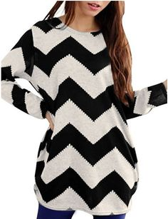 Chevron Long Sleeve