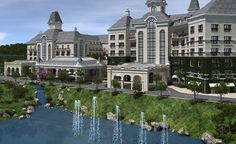 Meet the most exiting Casino plan in the US : The Sterling Forest Resort