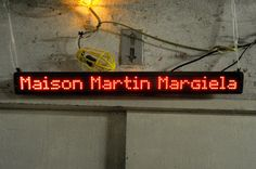 Location Maison Martin Margiela for H