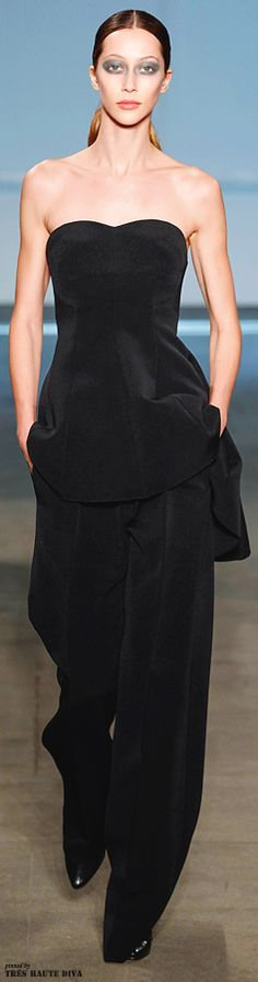 #NYFW Derek Lam Fall 2014 RTW http://www.vogue.com/fashion-week/