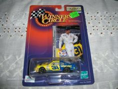 NASCAR - Winner's Circle - Dale Earnhardt Jr. - No. 31 - 1997 Wrangler Chevrolet Monte Carlo - 1:64 Die Cast Replica Car and Collector Card by Hasbro. $9.49. Wrangler #31. 1998 Winners Circle. Dale Earnhardt Jr.. 1:64 scale