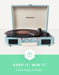 Enter for a chance to win the perfect gift from @keep!