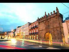 The village of Viveiro!