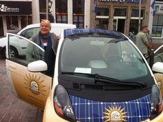 In 2014 namen enkele Zeeuwse ondernemers het initiatief om Zierikzee kennis te laten maken met elektrische auto's. Er was keuze uit 10 elektrische auto's...
