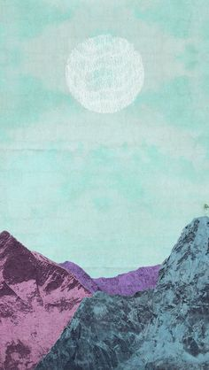 ↑↑TAP AND GET THE FREE APP! Art Unusual Hills Sun Sky Multicolored Mountains Symbol Sign Disney HD iPhone 5 Wallpaper