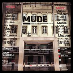 MUDE - Museu do Design e da Moda in Lisboa, Lisboa