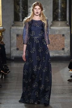 Luisa Beccaria Fall 2015 Ready-to-Wear Fashion Show